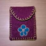 Portatelefonino Farfalla - Fronte
