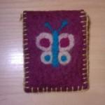 Portatelefonino Farfalla - Retro
