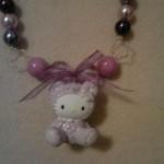 Collana Hello Kitty - Particolare