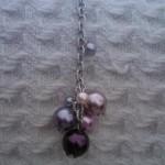 Collana Grappolo di Perle